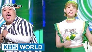 WALWARI - DDANG DDANG DDANG | 왈와리 - 땡땡땡 [Music Bank / 2017.06.16]
