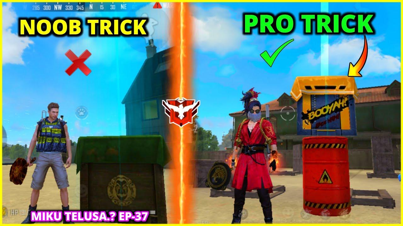 MIKU TELUSA.? ape-37   Free Fire Top10 Tips Tricks   Free Fire Muths   Hello Telugu Gamers