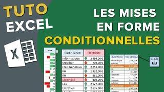 Mise en Forme Conditionnelle tout apprendre ! Tuto Excel complet