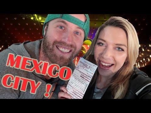 Lucha Libre + Nightlife in Mexico City Vlog | Travel Vlog #5