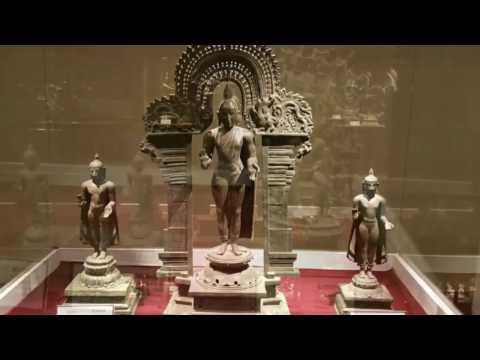 Bronze sculptures and Antique statues