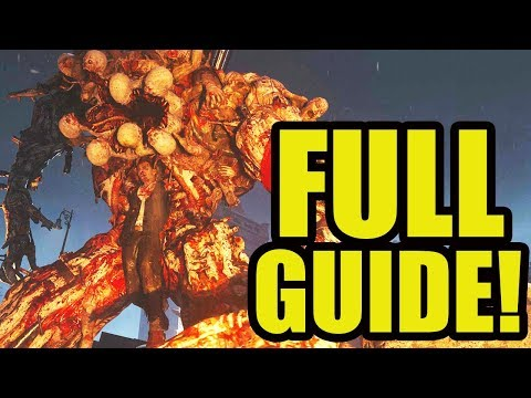 """THE FINAL REICH"" EASTER EGG GUIDE! - FULL EASTER EGG TUTORIAL! (WW2 Zombies)"