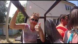Отдых в Лермонтво: Первый опыт в палатке в кемпинге