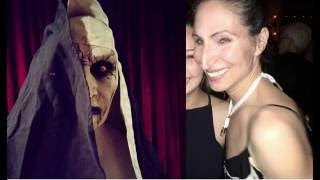 Real Face Valak the conjuring 2