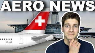 NEUE Schweizer Airline? AeroNews