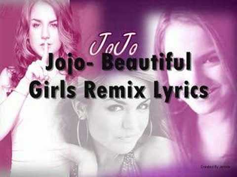 Jojo- Beautiful Girls Remix (Lyrics) - YouTube