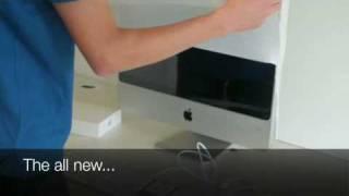 Mijn nieuwe iMac