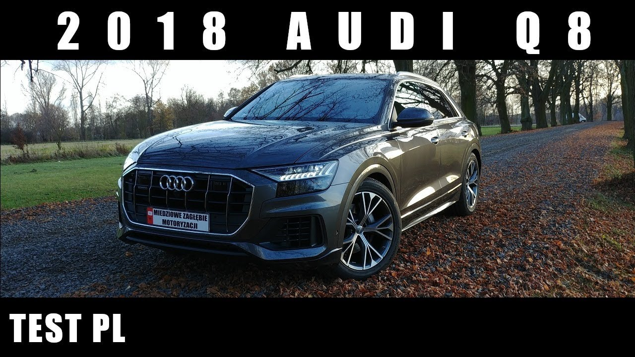 2018 Audi Q8 50 Tdi 286 Km Test Pl Youtube