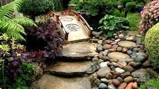 видео Японский сад своими руками