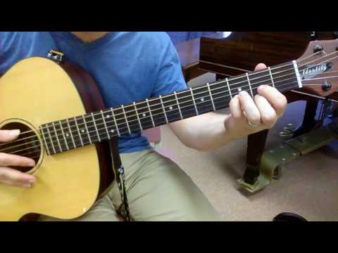 How to play Dear Prudence by the Beatles