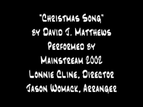 Christmas Song (David J. Matthews) mp3