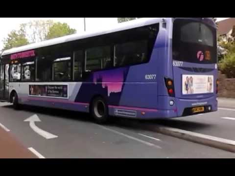 First Bus And Ct Plus Buses Causing Problems In Bristol