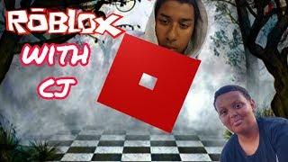 Roblox   Arsenal W/ Cj