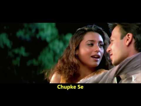 Chupke Se | Saathiya | Sadhana Sargam, Murtaza Khan, Qadir Khan, A. R. Rahman | Gulzar