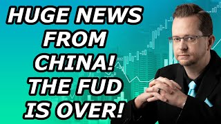 HUGE NEWS FROM CHINA! THE FUD IS OVER! - Plus 18 of The Top Stock Picks for Thursday, July 29, 2021