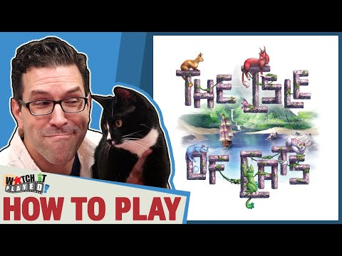 The Isle Of Cats - How To Play