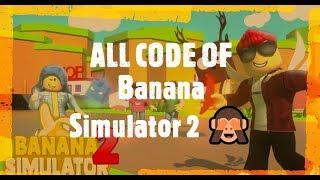 {ALL CODES} Banana Simulator 2 🙈 {ALL NEW *WORKING* CODES}Roblox.