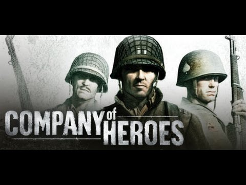 Company of Heroes - Skirmish - We Suck at It !!!