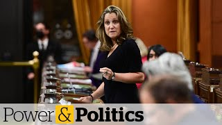 Liberals look to refine election message at policy convention