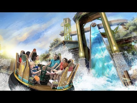 Mystic River Falls GIANT Raft Ride Coming To Silver Dollar City In Branson