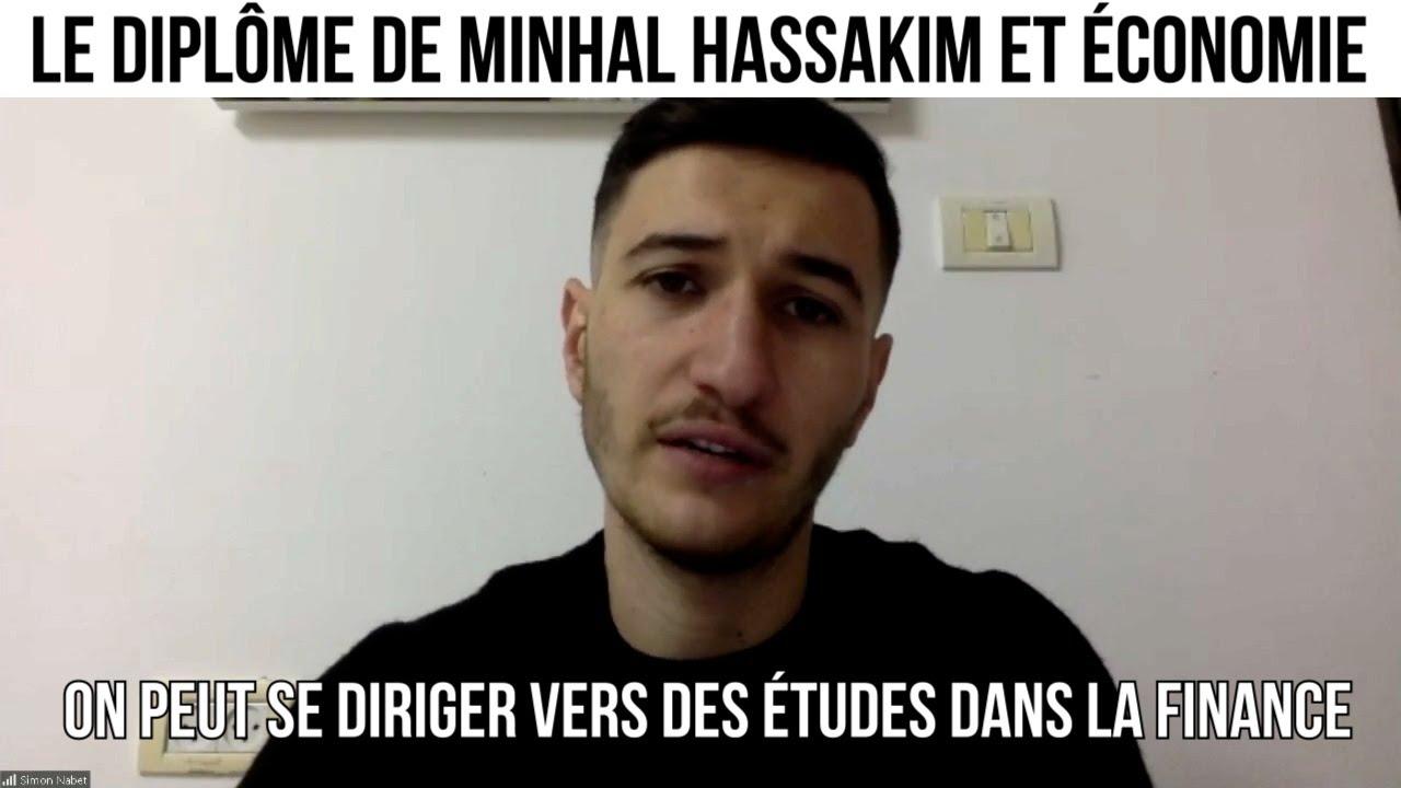 Le diplôme de minhal hassakim et économie - CNEF#43