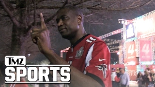 DIKEMBE MUTOMBO -- FINGER WAG TO FALCONS... We Blew It | TMZ Sports