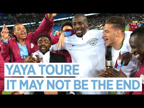 YAYA TOURE | THIS MAY NOT BE THE END | Man City 3-1 Brighton