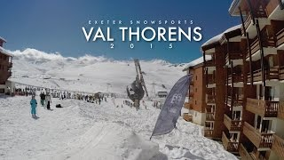 Val Thorens 2015 | Exeter Snowsports