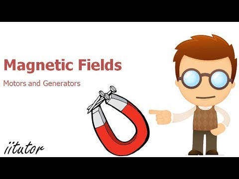 √ Magnetic Fields - Magnitude - Motor Effects - Motors and Generators - HSC Physics - Online Tutor