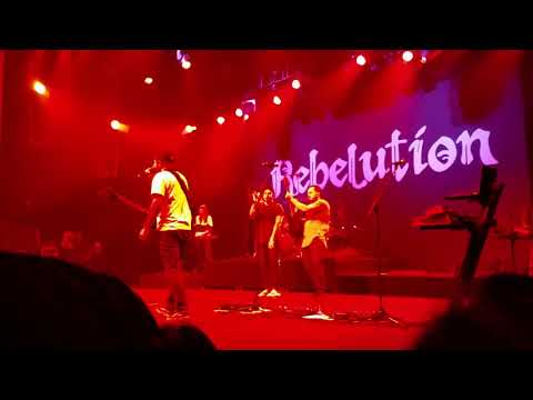 Rebelution - City National Grove of Anaheim 3/19/18 part 1