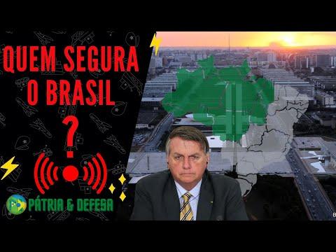 Quem Segura O Brasil - Como Bolsonaro Pode Avançar Com Os Temas Que Defende e Acredita