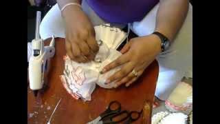 DIY *CHEAP* WEDDING CENTERPIECES or TOPIARIES
