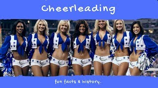 Cheerleading fun facts & history . (English)