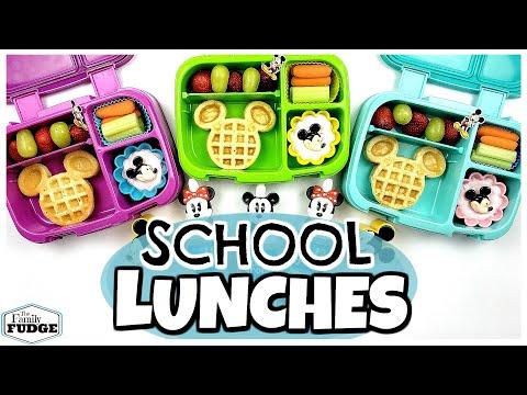 SCHOOL LUNCH IDEAS �� Rainbow Bread FAIL