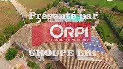 Villa à Vauvert par ORPI groupe BHI