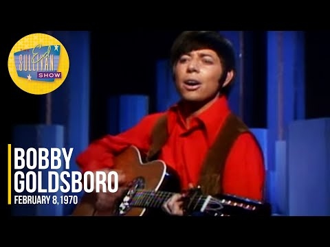 "Bobby Goldsboro ""Can You Feel It"" on The Ed Sullivan Show"