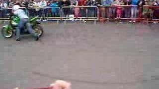 Kawasaki Stunt Ireland 2007