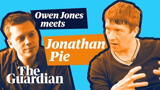 Owen Jones meets Jonathan Pie | 'Identity politics are used to shut down debate'