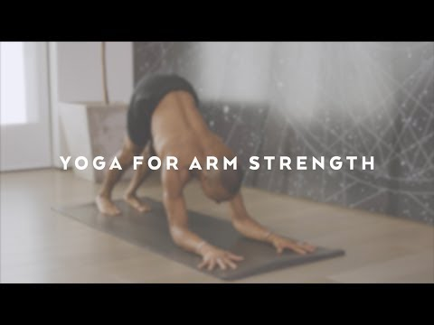 Yoga For Arm Strength with Andrew Sealy