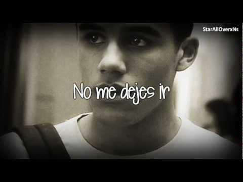 Never Say Never - Glee Cast (traducida al español)