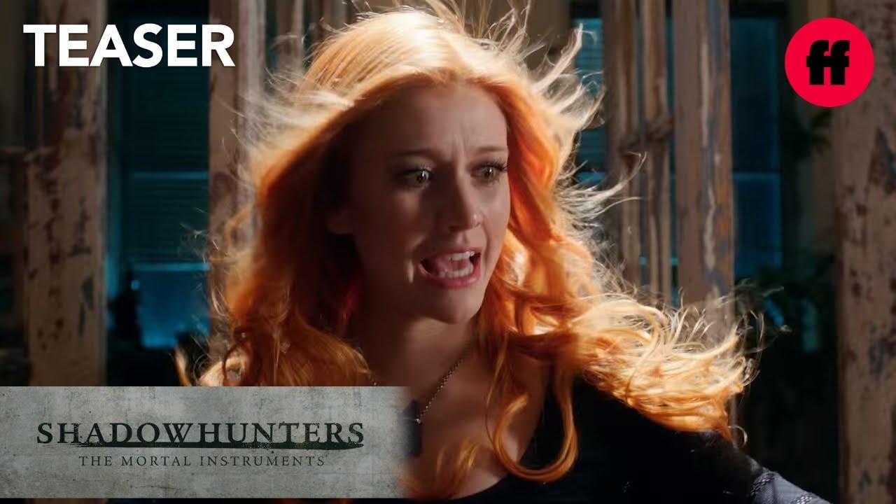Download Shadowhunters   Season 1 Teaser: Series Premiere   Freeform