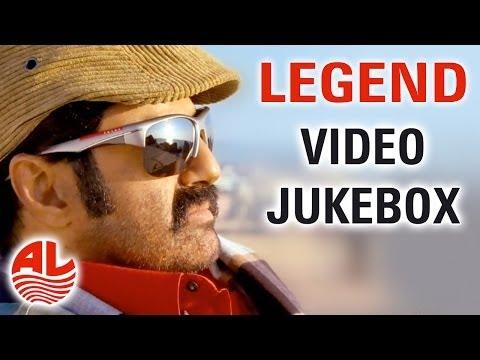 Legend || Video Jukebox || Latest Telugu Songs