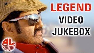 Legend    Video Jukebox    Latest Telugu Songs
