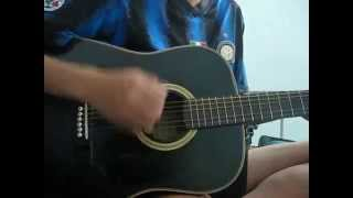 Ngày vắng anh - Thái Tuyết Trâm (guitar cover by _Mr.T_) demo