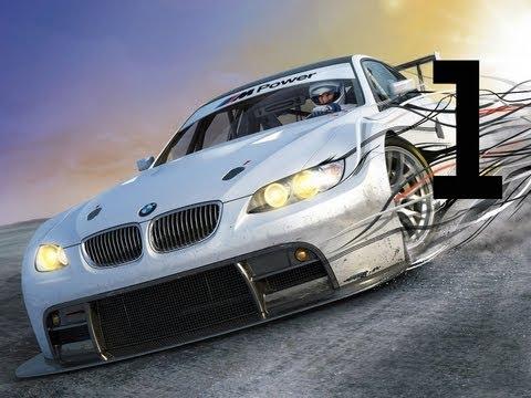 Прохождение Need for Speed - Shift (1я серия)