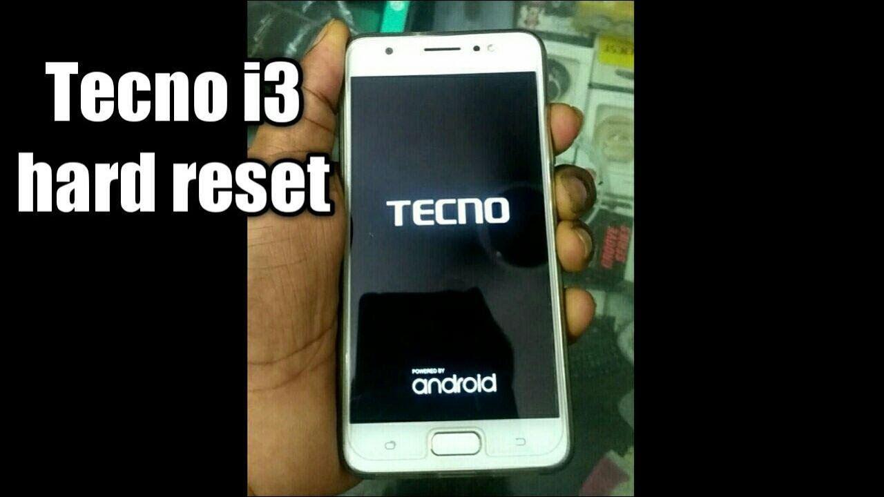Tecno i3 hard reset frp unlock techno i3 4g 2017