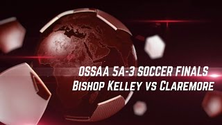 Oklahoma 5A-3 Girls Soccer State Finals