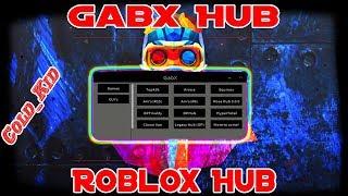 [HUB MIGLIORI MAI] ROBLOX SCRIPT | GabX v 1.00 | incredibile interfaccia utente, script e molto di più [SHOWCASE]