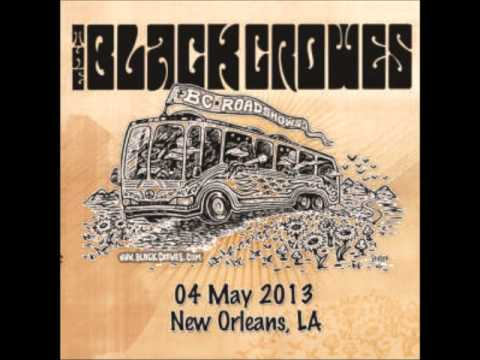 Black Crowes  Hard To Handle - Hush