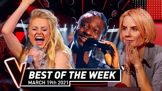 The best performances this week on The Voice | HIGHLIGHTS | 19-03-2021